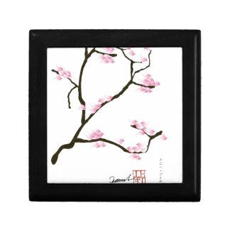 sakura tree and birds tony fernandes gift box