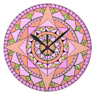 Sakuraa. Large Clock