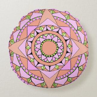 Sakuraa. Round Pillow