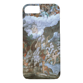 Sala dei Giganti (fresco) (see also 78482-88) iPhone 7 Case