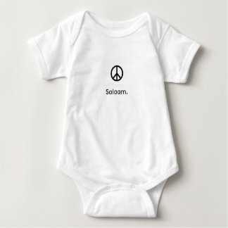 Salaam. Baby Bodysuit
