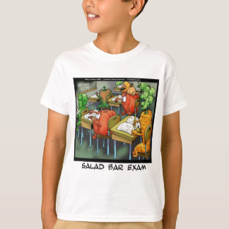Salad Bar Exam Funny T-Shirt