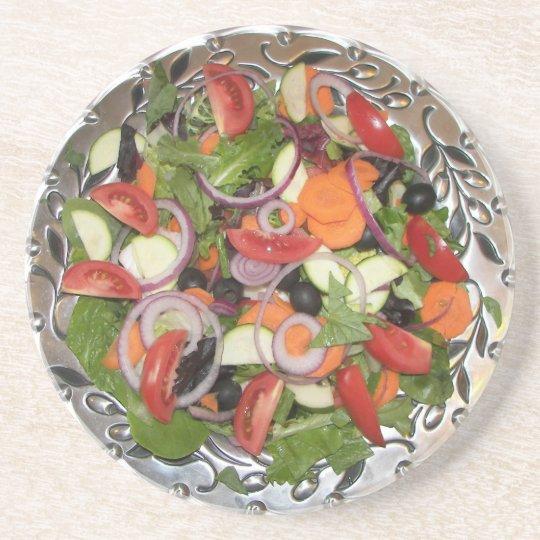 Salad coaster! coaster