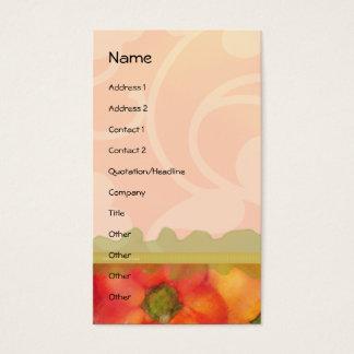 Salad Days Business Card