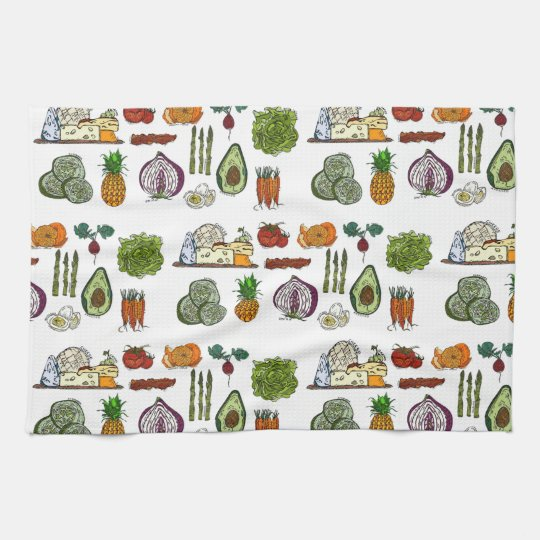 Salad Dish Towel
