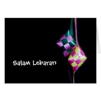 Salam Lebaran Card