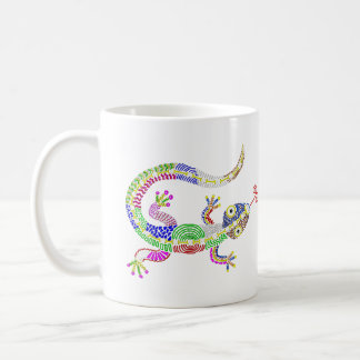 SALAMANDER COLOR COFFEE MUG
