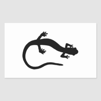 Salamander Logo (basic black and white)