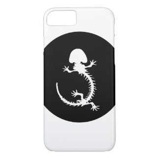 salamander skeleton iPhone 8/7 case
