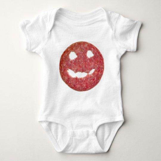 salami baby baby bodysuit