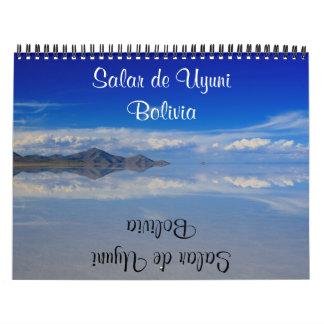 salar de uyuni calendars