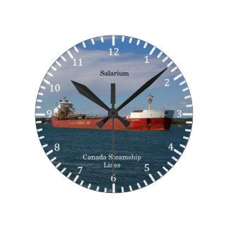 Salarium clock