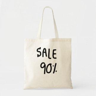 SALE90percent Tote Bag