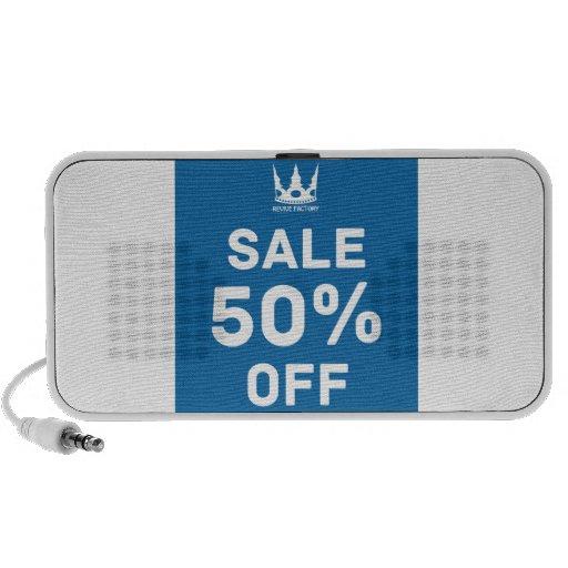 SALE-50%OFF (blue) iPod Speaker