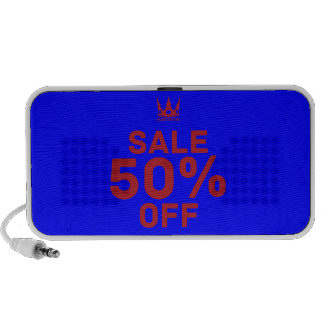 SALE-50%OFFⅡ(Red) Portable Speaker