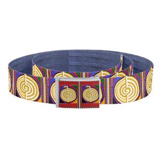 SALE Artistic Reiki Symbols by Navin Joshi Gifts Belt