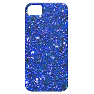 SALE Gorgeous Blue Glitter iPhone 5 Case