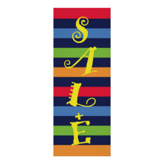 Sale Store Banner Poster