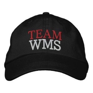 SALE - TEAM Cap by SRF Embroidered Hat