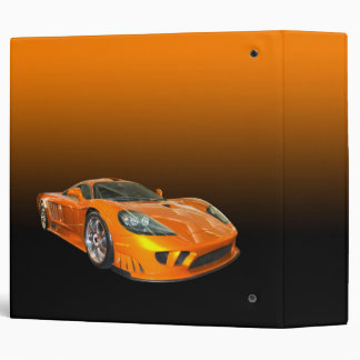 Saleen Sports Car  Binder