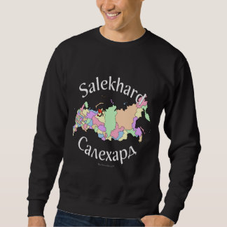 Salekhard Russia Sweatshirt