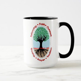 Salem in Ballwin UMC coffee mug