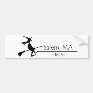 Salem, mA 1626 Autocollant De Voiture
