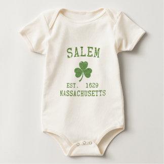 Salem MA Baby Shirt
