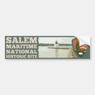 Salem Maritime National Historic Site Bumper Sticker