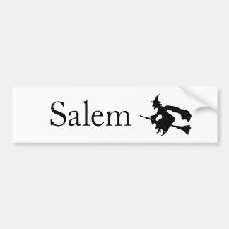 Salem Massachusetts Bumper Sticker