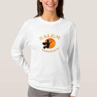 Salem Massachusetts Witch T-Shirt