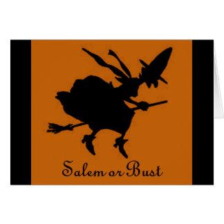 Salem or Bust Card