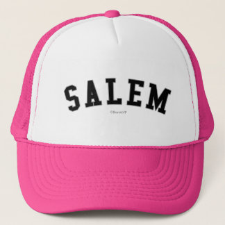 Salem Trucker Hat