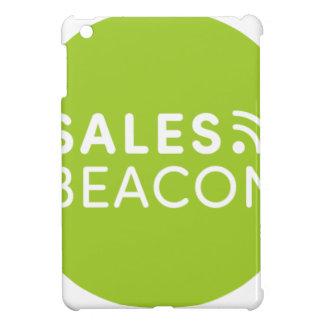 Sales Beacon - Logo - Green Case For The iPad Mini