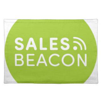 Sales Beacon - Logo - Green Placemat