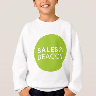 Sales Beacon - Logo - Green Sweatshirt