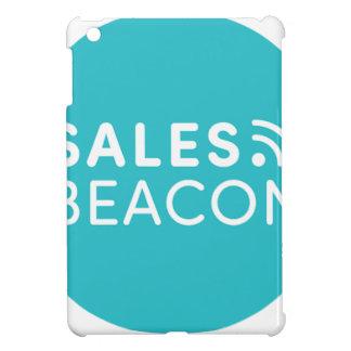 Sales Beacon - Logo - Teal large iPad Mini Case