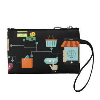 Sales Network Change Purse