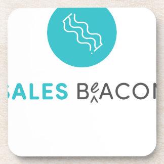 SalesBeacon - Bacon - Grey Coaster