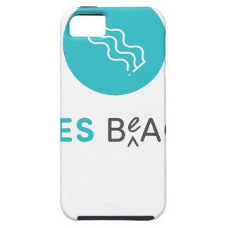 SalesBeacon - Bacon - Grey iPhone 5 Cover