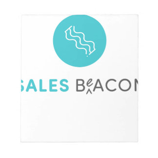 SalesBeacon - Bacon - Grey Notepad