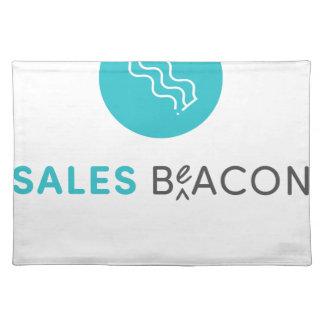 SalesBeacon - Bacon - Grey Placemat
