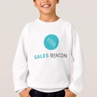 SalesBeacon - Bacon - Grey Sweatshirt
