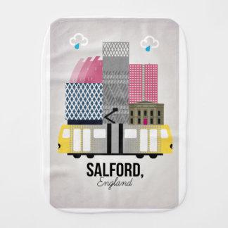 Salford Burp Cloth