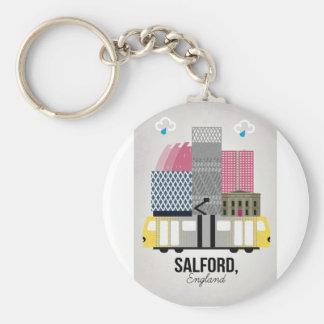 Salford Keychain