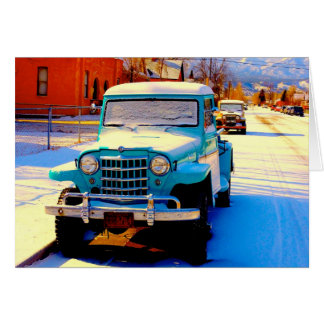 """""""Salida, CO Morning"""" Note Cards"""