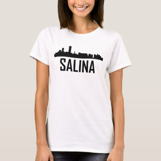 Salina Kansas City Skyline T-Shirt