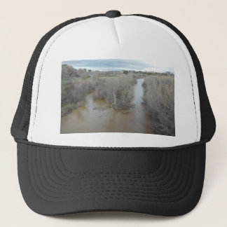 Salinas River North of Veterans Memorial Bridge Trucker Hat