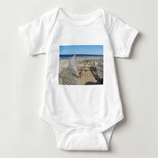 Salisbury Beach Massachusetts Baby Bodysuit