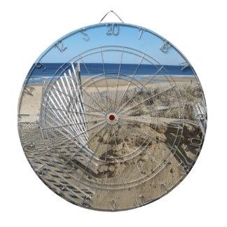 Salisbury Beach Massachusetts Dartboard